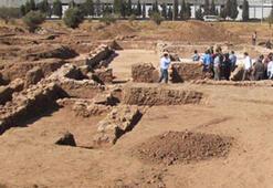 BİM Arazisinde Tarihi Eser Tartışması