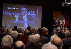 Özbek, Fatih Altaylının sözlerini üyelere izletti