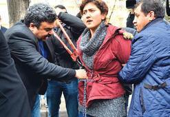 Zincirli protesto: 5 kişi gözaltında