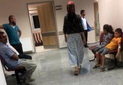 33 öğrenci hastaneye kaldırıldı