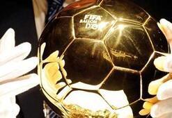 Son üç aday Ronaldo, Messi ve Iniesta