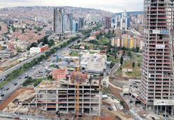 Ofis ve konutta Ankara'nın  'Eskişehir Yolu'na bak