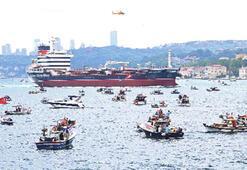 2550 tekne güvenli Boğaz için buluştu