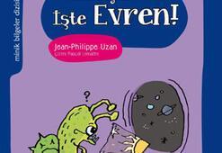 Esen Kitap Çocukun çocuklar için hazırladığı bilim kitaplarının ilk üçü çıktı
