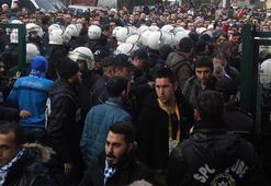 Sarıyer- Beşiktaş maçına yoğun ilgi