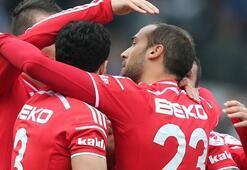 Sarıyer-Beşiktaş: 0-4
