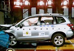 Yeni Subaru Forestera Euro NCAP'tan Tam Not