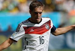 Philipp Lahm milli takımı bırakıyor