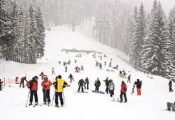 Türk kayakçıya Bulgar kancası