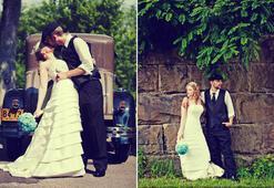 Düğünlerde yeni moda bu