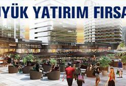 Batışehir'in Alışveriş Caddesindeki Dükkan ve Mağazalar İhaleye Çıkıyor