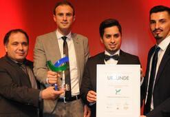 Almanyada Türk külübüne fair-play ödülü