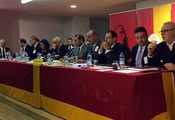 Galatasarayda flaş Ek bütçe kabul edildi