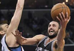 Grizzliese Spurs dur dedi