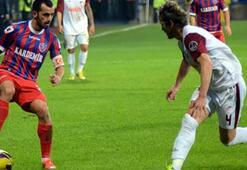K.Karabükspor-SB Elazığspor: 0-1