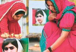 """Malala """"yılın kişisi"""" anketinde giderek yükseliyor"""