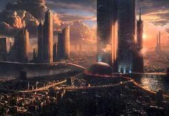 BAE, Marsa kent kurma projesi için ilk adımı attı