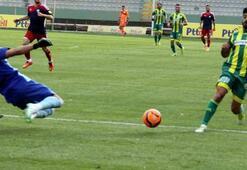 Şanlıurfaspor-Altınordu: 2-1