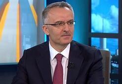 Maliye Bakanı Ağbaldan asgari ücretle ilgili flaş açıklama
