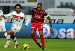 MP Antalyaspor-Mersin İ.Y.: 1-0