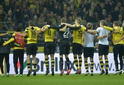 İlkay, Dortmunda nefes aldırdı