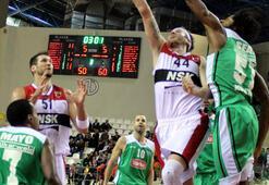 NSK Eskişehir Basket transfere doymuyor