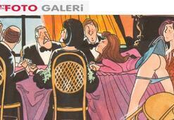 Karikatürlerde 'Rus kadın' algısı