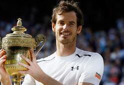 Şampiyon Andy Murray