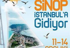 En Mutlu Şehir Sinop' Feshane'de