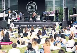 40 bin kişi kahve kültüründe buluştu
