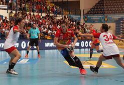 İspanya - Türkiye: 35-16