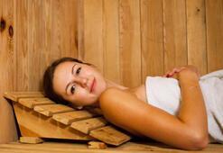 Sauna vücudu tazeliyor