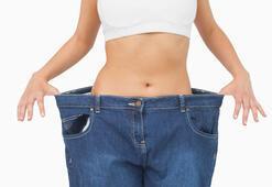 Hızlı kilo verenler ya da vermek isteyeler dikkat