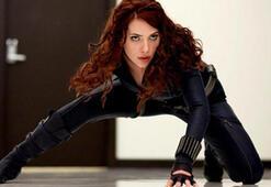Scarlett Johanssonun favori karakteri Kara Dul