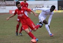 Boluspor-Balıkesirspor: 0-1