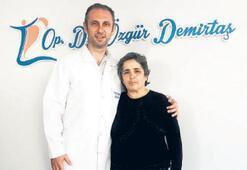 10 yıllık diyabetinden ameliyatla kurtuldu