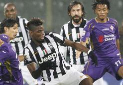 Juventus ve Roma puan kaybetti