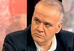 Ahmet Çakar bardak fırlattı