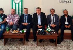 Konyasporda yeni stat heyecanı