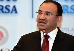 Bozdağ: Irak Başbakanı ile Sayın Başbakanımız bir araya gelecek