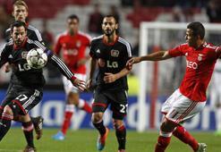 Benfica - Bayer Leverkusen: 0-0