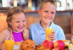 Çocuklarda ikindi kahvaltısına dikkat