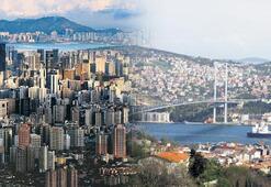 Çin'le istanbul'un  taşı toprağı altın