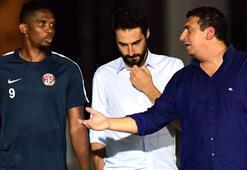 Antalyaspordan Etoo açıklaması