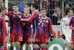 Bayern Münih - CSKA Moskova: 3-0
