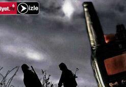 PKKlı teröristlerin şok anları telsiz konuşmalarında