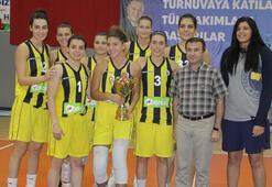 Hatayda şampiyon Fenerbahçe