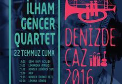 İstanbul Boğaz'ı caz dinliyor