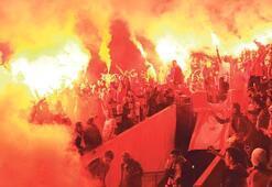 Taksim'e koştular