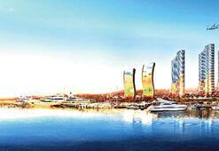 İstMarina'ya 'dünyanın  en iyi yapı projesi' ödülü